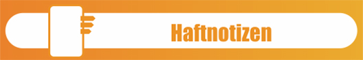 Haftnotizen, Index Marker